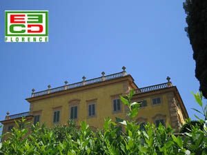 Villa La Pietra. Licenza d'uso: Creative Commons - Owner: http://www.flickr.com/photos/thessaly/
