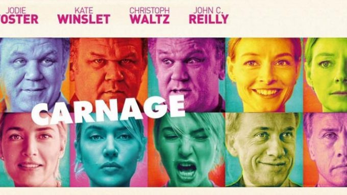 Carnage (2011) di Roman Polanski, o della rabbia dei perfezionisti