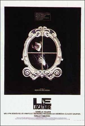 La Psicosi e Roman Polanski: formazione per terapeuti. - Immagine: The poster art copyright is believed to belong to the distributor of the film, the publisher of the film or the graphic artist - Retrievable from: : http://www.affichescinema.com