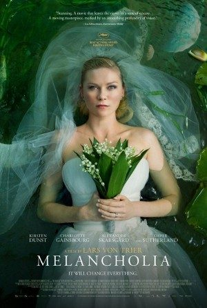 Melancholia, Lars Von Trier - Movie Poster - Property of Zentropa Entertainments
