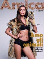 Amica Nemica - Cover rivista Amica - 3
