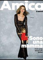 Amica Nemica - Cover rivista Amica - 2