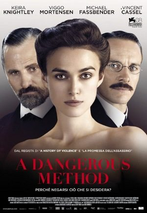 A Dangerous Method - Recensione - Movie Poster - Property of Universal Pictures