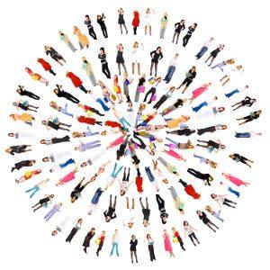 150 amici in cerchie - Immagine: © alma_sacra - Fotolia.com -