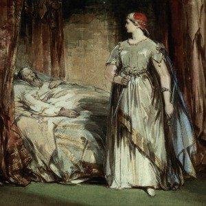 Lavati e non ci pensi più. Ma i processi mentali restano. Immagine: Lady Macbeth by George Cattermole - Wikimedia Commons Public Domain Art -