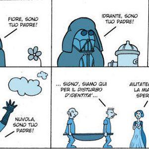 Psicologia di Guerre Stellari: Una diagnosi per Darth Vader. - Immagine: © 2011-2012 Costanza Prinetti