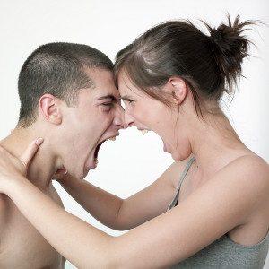 Conflitti, Devitalizzazioni e Tempeste: tracce di una coppia in crisi. - Immagine: © laurent hamels - Fotolia.com -