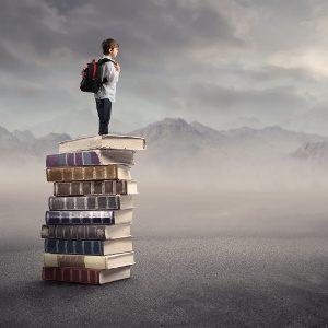 Non imparo perché sono pigro o per dire qualcosa a mamma e papà? - Immagine: © olly - Fotolia.com -