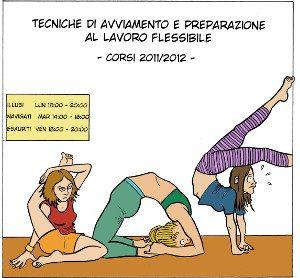 Amarezza cronica post-traumatica. Immagine: © 2011-2012 Costanza Prinetti -