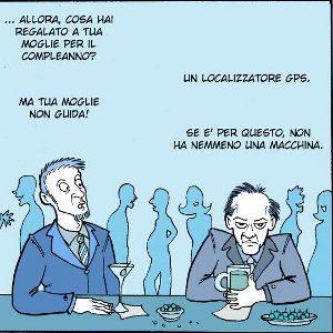 """""""Gelosi tecno-patologici"""" - Immagine: © 2012 Costanza Prinetti -"""