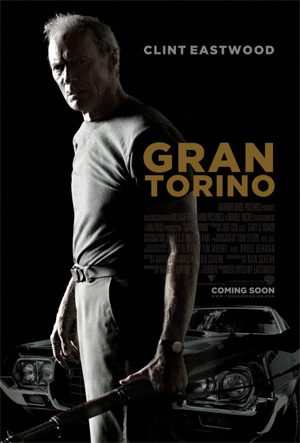 Gran Torino - Immagine: Theatrical release poster for Gran Torino, Copyright © 2008 by Warner Bros. Pictures. All Rights Reserved.