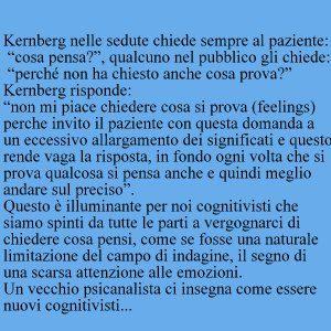 Una spietata e instancabile amorevolezza: Otto Kernberg e John Clarkin a Padova. 21-23 settembre 2011