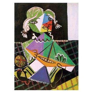 RICOMPORRE IL PUZZLE  Quando il trauma interferisce  nel percorso di crescita -  SOCIETA' ITALIANA di PSICOLOGIA CLINICA e PSICOTERAPIA - Immagine:  Pablo Picasso, Girl with a boat.