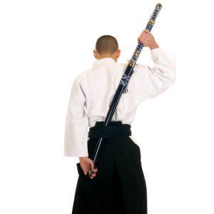 Marco, l'ultimo samurai. Immagine: © Diedie55 - Fotolia.com -