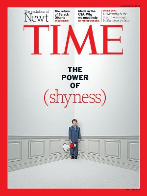 Time Cover - Monday, Feb. 06, 2012 (US). Immagine: © 2012 Time Inc. All rights reserved