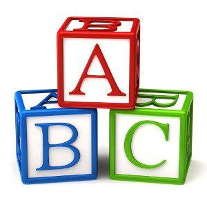 Tecniche in Psicoterapia: Le forme dell' ABC. - Immagine: © valdis torms - Fotolia.com