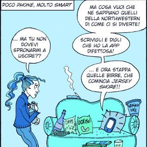 Psicologia e Tecnologia: nuova App per Smartphones contro la Depressione. - Immagine: © 2012 Costanza Prinetti