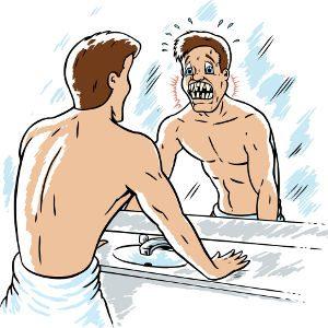 Specchio specchio delle mie brame.... Le derive della dismorfofobia. - Immagine: © Danomyte - Fotolia.com
