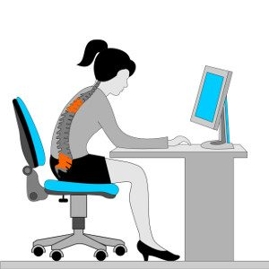Schiena dritta! Come la Postura (nostra e degli altri) influenza la soglia del dolore. - Immagine: © Nelli Shuyskaya - Fotolia.com