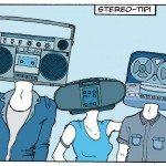 Stereotipi, Pregiudizi ed Euristiche. - Immagine: © 1012 Costanza Prinetti.