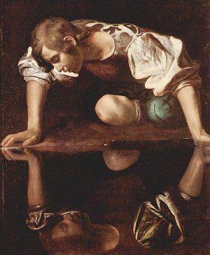 Il Disturbo Narcisistico di Personalità, Intervista al Prof. Vittorio Lingiardi. - Immagine: Narcissus by Caravaggio (Galleria Nazionale d'Arte Antica, Rome)