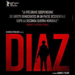 DIAZ - Don't Clean Up This Blood. (2012). Di Daniele Vicari. Recensione. - Immagine: Locandina Cinematografica