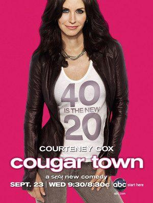Cougar Town - Locandina cinematografica. - Immagine: Proprietà di ABC Studios.