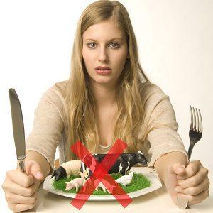 Mangiare o non mangiare animali?. - Immagine: © dresden - Fotolia.com