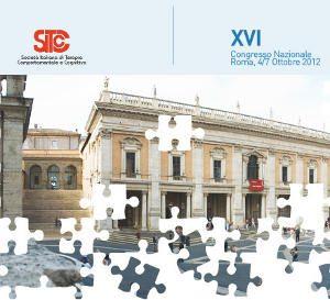 XVI CONGRESSO NAZIONALE SITCC Roma 4 – 7 Ottobre 2012