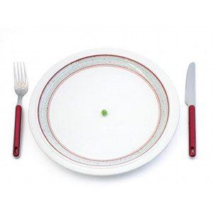 Illusione di Delboeuf: un trucco per dimagrire. - Immagine: © Joss - Fotolia.com
