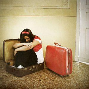 La paura dell'abbandono. - Immagine: © deviantART Fotolia.com