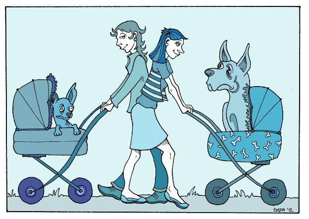 Childfree, senza figli: scelta o necessità?. - Immagine: © Costanza Prinetti 2012.