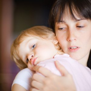 The Effect of Maternal Anxiety on Mother-Child Attachment - Immagine: © zergkind - Fotolia.com