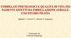 Correlati Psicologici e Qualità di Vita nei pazienti affetti da Fibrillazione Atriale: Uno Studio Pilota