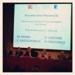 Sessione Semi-Plenaria SITCC 2012