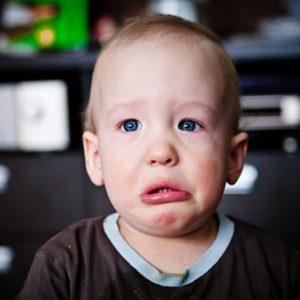La Vulnerabilità all'ansia del bambino. - Immagine: © deber73 - Fotolia.com