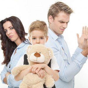 La triangolazione all'interno della famiglia. -Immagine: © Fotowerk - Fotolia.com