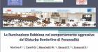 SITCC 2012 – La Ruminazione Rabbiosa nel comportamento aggressivo del Disturbo Borderline di Personalità