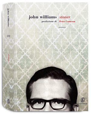 Stoner_di_John_Williams - Copertina