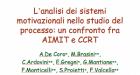 L'analisi dei sistemi motivazionali nello studio del processo: un confronto fra AIMIT e CCRT