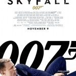 Skyfall_James Bond. Locandina