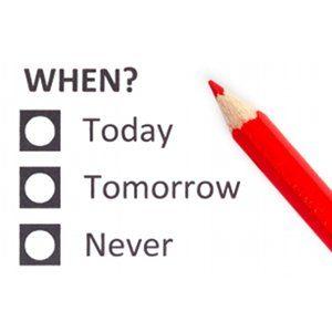 """Procrastinazione:""""Usare"""" con Cautela!. - Immagine: © michaklootwijk - Fotolia.com"""
