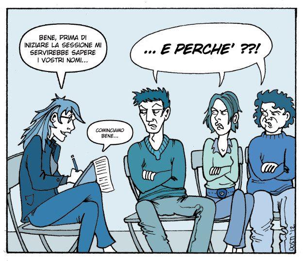 Dietro alle Teorie del Complotto, Cosa si Nasconde?. - Immagine: © Costanza Prinetti - 2012.