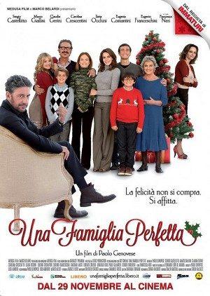 Una Famiglia Perfetta-Locandina