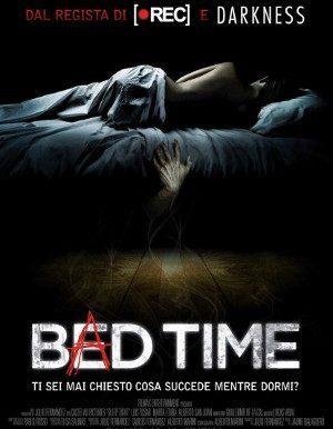 Recensione Bed Time (2011) - Locandina