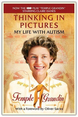 Temple Grandin - Thinking in Pictures. Locandina