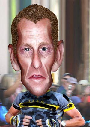 Lance Armstrong, la prepotenza del perfezionismo - Immagine: Creative commons License © DonkeyHotey