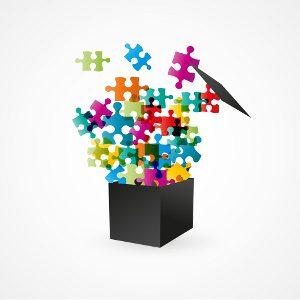 Puzzle, che passione… e che vantaggi!. - Immagine: © M.studio - Fotolia.com