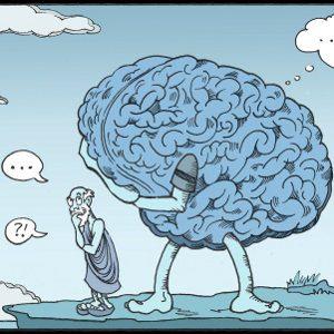 Tribolazioni 03 - Ci Penso Io - Scenari Mentali, Astrazioni e Ipotesi - Immagine: © 2011-2013 Costanza Prinetti