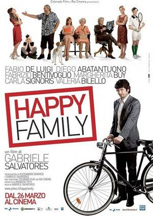 Happy-Family - Gabriele Salvatores (2010) - Recensione